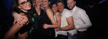 UNA - The Party at Kepler Club