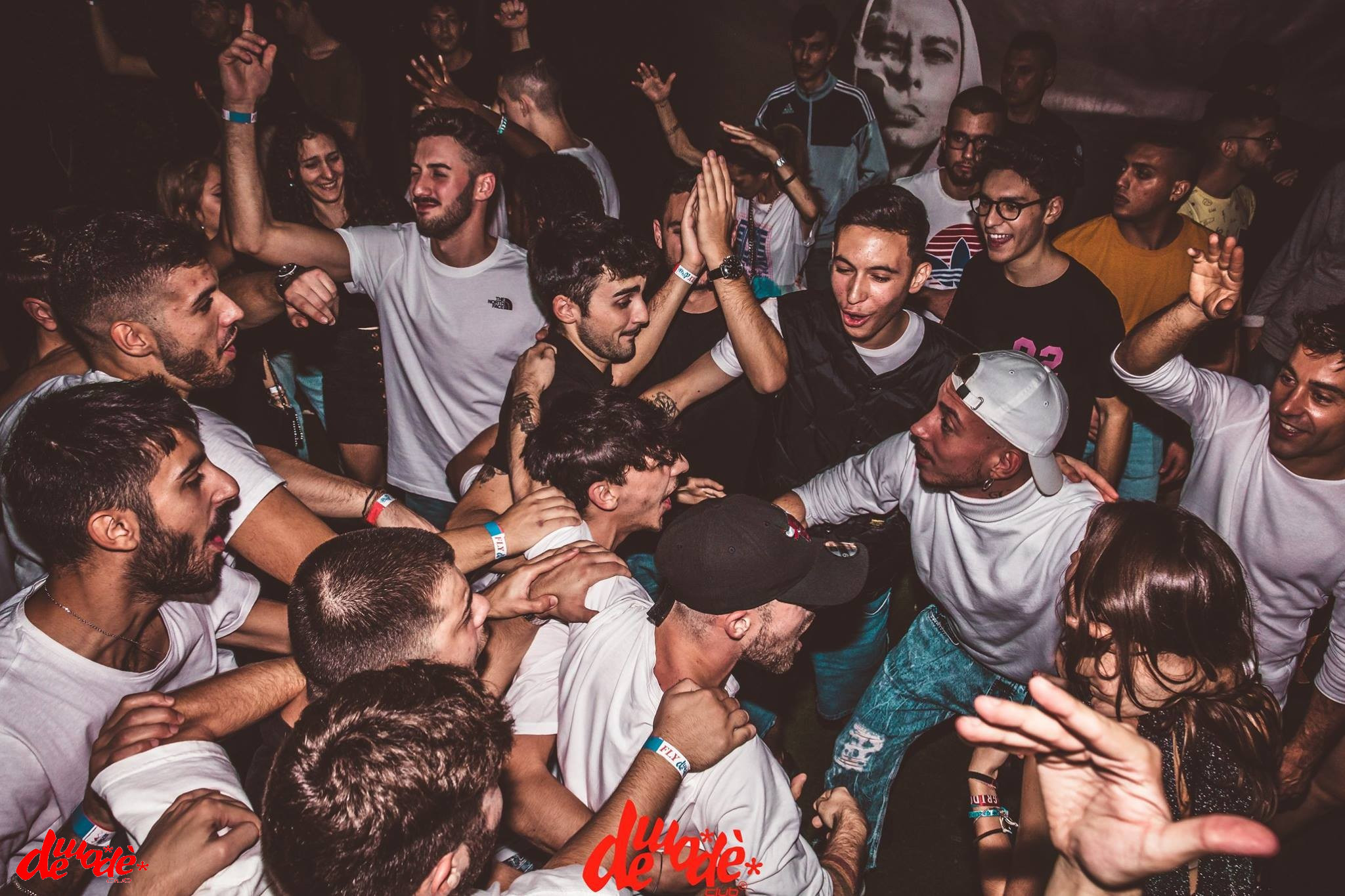EIFFEL 65 & Red Light Circus @Demode' Club - 06/10/2018