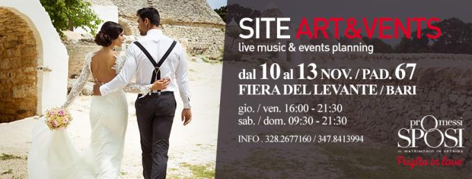 SITE art&vents at Promessi Sposi