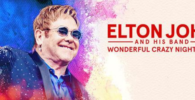 Elton john a luglio in Italia