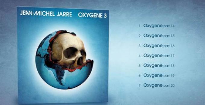 """Jean-Michel Jarre - """"Oxygène 3"""", il nuovo album in studio"""
