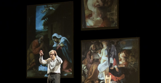 """""""Caravaggio"""" - Vittorio Sgarbi - 29 e 30 novembre - Teatro Il Celebrazioni"""