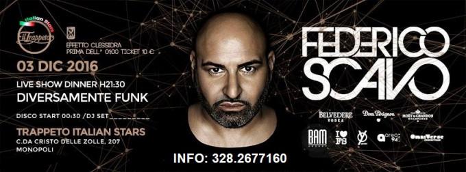 Italians Stars Federico Scavo DJ