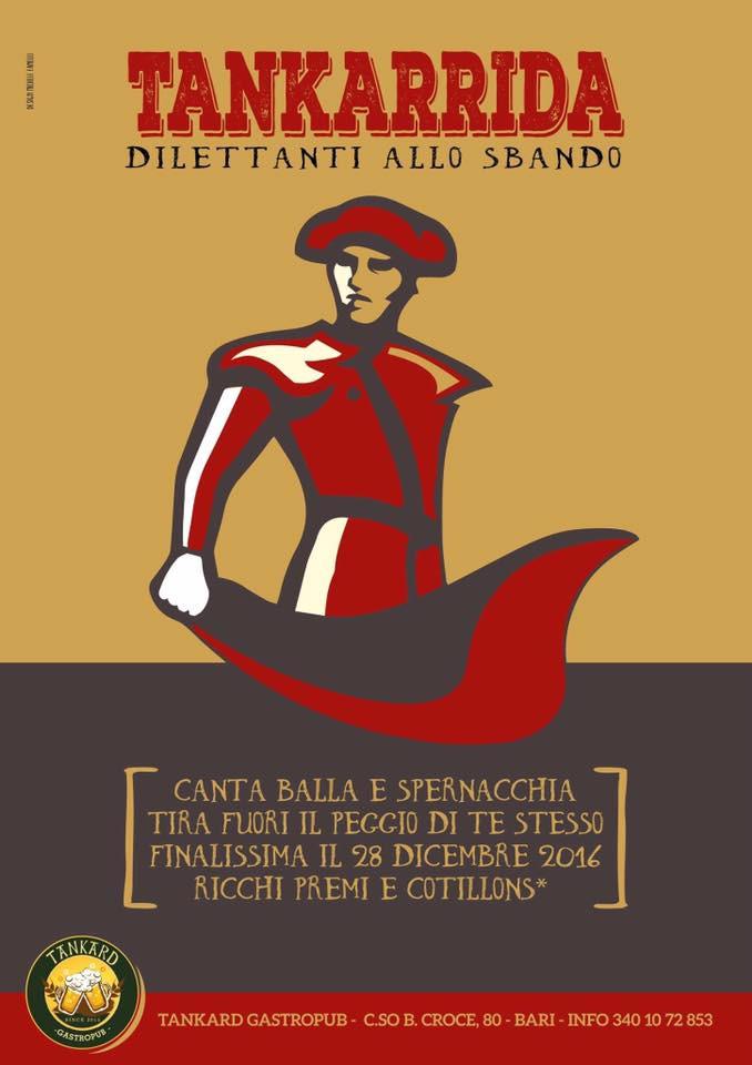 Tankarrida - Dilettanti allo sbando