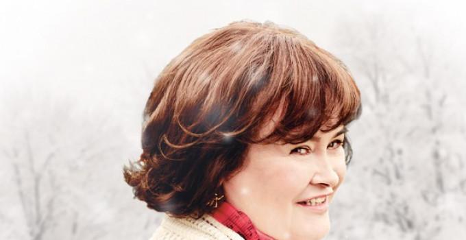 "Susan Boyle - ""A Wonderful World"""