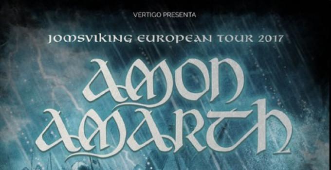 Vertigo presenta:  AMON AMARTH / ARCH ENEMY: insieme al Summer Days In Rock di Majano (Udine)