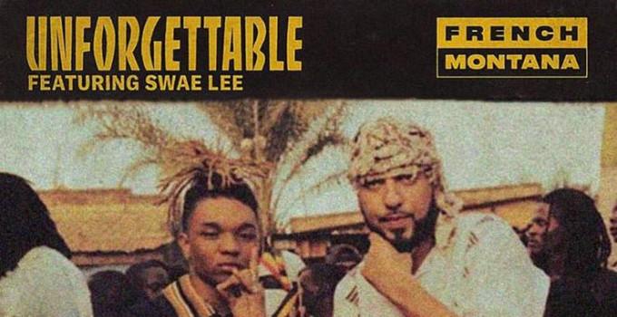 "French Montana, ""Unforgettable"" feat. Swae è ORO"