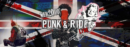 Punk & Ride Cover Band