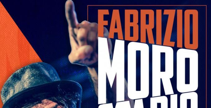 FABRIZIO MORO   IL 16 GIUGNO IN CONCERTO ALLO  STADIO OLIMPICO DI ROMA