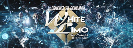 White Limo - Foo Fighters Tribute Band