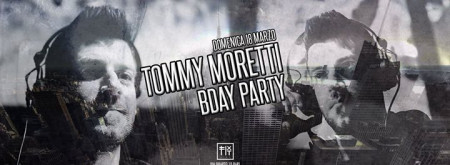 Dom 18.03 Tommy Moretti bday party