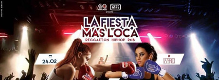 La Fiesta MAS LOCA Big Party - NocheCaliente VS HastaelAmanecer