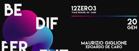 20.01 | BeDifferent Party at 12.03
