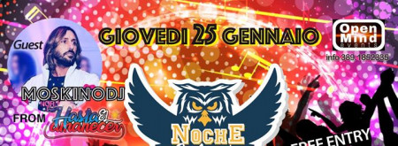 NocheCaliente at 12.03 City Club Free Entry