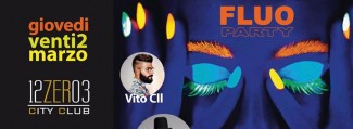 Fluo Party - 12.03 & Open Mind
