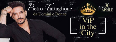 Pietro Tartaglione at 12.03 City Club