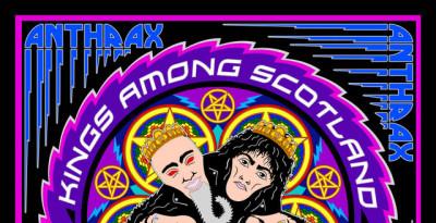 "ANTHRAX – ecco una panoramica di ""Kings Among Scotland""!"
