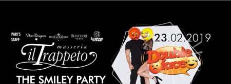 Sab 23 Febbraio Double FACE PARTY at Trappeto