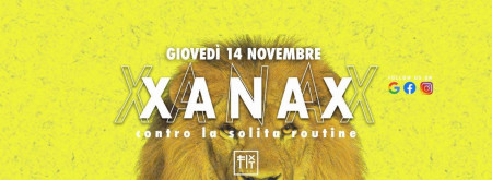 14.11 // XANAX at Fix It Live